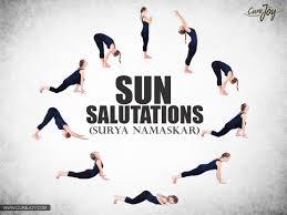 1 Sun Salutations Surya Namaskar