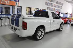 100 Dodge Truck With Viper Engine 2005 Ram SRT10 Commemorative Edition Commemorative Edition