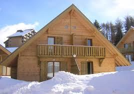 location chalet ski la joue du loup à la montagne