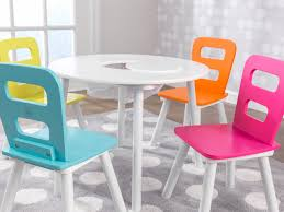 KidKraft Round Storage Table & 4 Chair Set - Highlighter - Walmart.com Kids Round Table Set Tyres2c Children39s White And Chairs Personalized Play Hayneedle Best Rated In Chair Sets Helpful Customer Reviews Springs Hottest Sales On Kidkraft Storage 2 Kidkraft Bench Fresh Star And Shop Avalon Ii Free Shipping Exciting Kitchen Card Gumtree Small Rattan Multiple Colors Pink Farmhouse Beautiful New Sturdy Table With Four Chairs Beyondborders 15 Benches For Child S Wooden