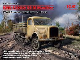 ICM 35453 Model Kit KHD S3000/ss TRACKED WWII German M Mule Semi ... Icm 35453 Model Kit Khd S3000ss Tracked Wwii German M Mule Semi Tamiya 114 Semitruck King Hauler Tractor Trailer 56302 Rc4wd Semi Truck Sound Kit Youtube Vintage Amt 125 Gmc General Truck 5001 Peterbilt 389 Fitzgerald Glider Kits Vintage Mack Cruiseliner T536 Unbuilt Ebay Bespoke Handmade Trucks With Extreme Detail Code 3 Models America Inc Fuel Tank Horizon Hobby Small Beautiful Lil Big Rig And Kenworth Cruiseliner Sports All Radios 196988 Astro This Highway Star Went Dark As C Hemmings Revell T900 Australia Parts Sealed 1