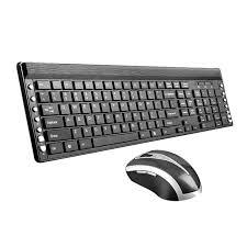 ensemble ordinateur de bureau maorong trading sans fil souris et clavier ensemble ordinateur