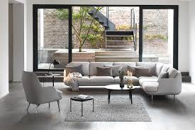 das graue sofa im wohnzimmer bild 2 schöner wohnen