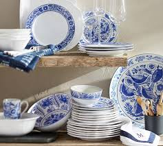 Elsie Salad Plate Set of 4