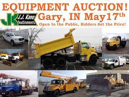 Gary, IN, Public Auction Saturday, May 17th, 2014, Asplundh Tree ...