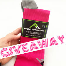 Track And A Pro Compression GIVEAWAY - Jen Chooses Joy : Jen ... Pro Compression Happy Saturday Procompression Facebook Triathlon Tips Air Relax Coupon Code 20 Discount Sale Marathon Active Advantage Custom 2019 Opressioncom Yo Momma Runs Pro Trainer Lows Review And Giveaway Fitness Men Shirts Mma Rashguard Skin Base Layer Workout Long Sleeves T Shirt Crossfit Jiu Jitsu Tee Homme Designs Running With Sd Mom 5 San Diego Races You Have To Do Ashampoo Backup 100 Socks Review Pipers Run Crazy Compression Socks Coupon Code Quantative Research Brick Anew New Jewel Of India