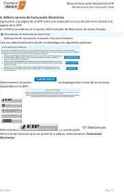 Aplicación Web U201cSiRADIGu201d RG 34182012 Manual Del Afip