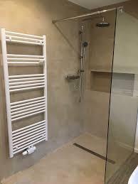 jointless shower badezimmerideen haus innenarchitektur