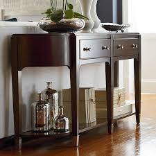 Narrow Sofa Table With Storage by Console Tables Modern Console Table With Small Entrance Long