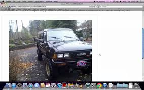 100 Craigslist Trucks Cars Skagit By Owner Used Under 2000