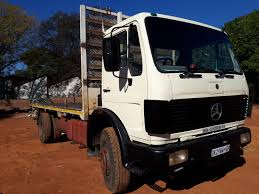 Mercedes 1419 Flat Deck 8 Ton Truck | Junk Mail