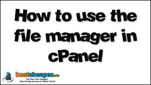 How To Use The File Manager In CPanel The Best And Cheapest Web ... Linux Wikipedia Shared Hosting Free Domain Indonesia Dan Usa Antmediahostcom Web Wills Technolongy Vps Coupon Tutorial Cheap Hostgator 2017 Best Managed Ranjeet Singh Mrphpguru Webitech Offer Cheapest Dicated Sver Windows Vps Reseller Powerful Sver Dicated Indutech Web In South Africa With Name Ssl Development Of Linux Hosting Pdf By Microhost Issuu How To Use The File Manager Cpanel The And Cheapest