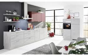 moderne küchenzeilen ka 32 130 34 190 in alpinweiß und