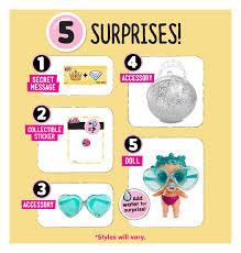 L.O.L. Surprise! Lil Sisters- Series 3-1 - Walmart.com