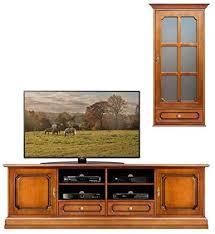 arteferretto tv möbel mit aufsatz vitrine lowboard 200 cm