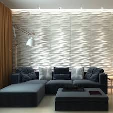 3 sq mt decorative 3d wall panels plant fiber material design pack