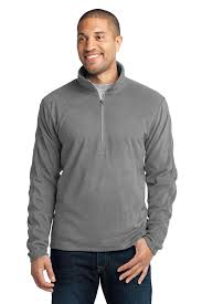 port authority u2013 microfleece half zip pullover u2013 orthoindy
