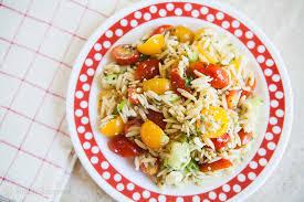 cuisine cherry cherry tomato orzo salad recipe simplyrecipes com