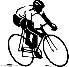 Picture Free Library Cycling Outline On Dumielauxepices Net Image Royalty Bike Race Clipart