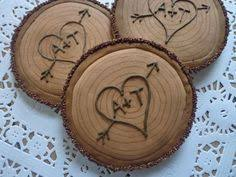 Rustic Chic Wedding Cookies Or Anniversary