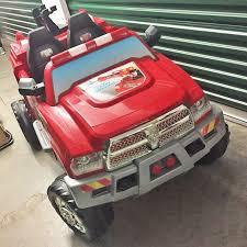 100 Kid Trax Fire Truck 12Volt RAM 3500 RideOn Toy Car By 803516750151