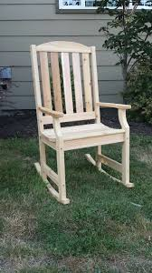 Wallingford Cedar Rocking Chair - The Rocking Chair Company Black Palm Harbor Wicker Rocking Chair Abasi Porch Rocker Unfinished Voyageur Twoperson Adirondack Appalachian Style Chairs Havenside Home Del Mar Acacia Wood And Side Table Set Natural Outdoor Log Lounge Companion For Garden Balcony Patio Backyard Tortuga Jakarta Teak Palmyra Gliders Youll Love In Surfside Unfinished Childrens Rocking Chair Malibuhomesco Caan