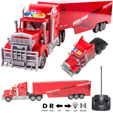 100 Peterbilt Rc Truck Cheap Kids And Trailer Find Kids And Trailer Deals On