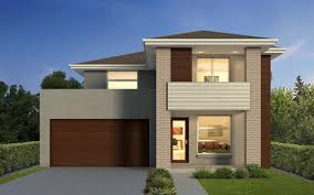 100 Block House Design Narrow Home S Sydney Nova