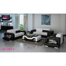 intérieur et canapé salon moderne sky 4 intérieur canape cuir et une salle a manger