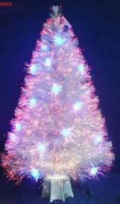 Fiber Optic Christmas Tree Walmart by Lovely Ideas Small Lighted Christmas Trees Nerdy Makeup Blog