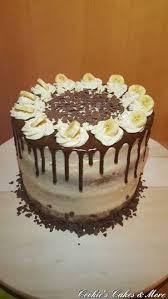 bananen schoko torte qimiq