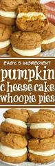Pumpkin Spice Pudding Snickerdoodles by Pumpkin Cheesecake Whoopie Pies Together As Family