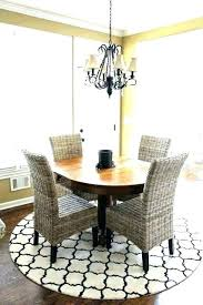 Best Rugs For Dining Rooms Rug Size Under Round Table Room Tables