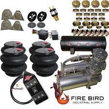 100 Air Ride Suspension Kits For Trucks C10 Kit Chevy 196372 38 Valves Blk 7 Switch