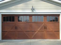 Outdoor Honduran Mahogany Wayne Dalton Garage Doors Prices For