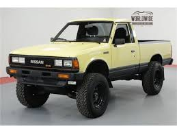 1985 Nissan Pickup For Sale | ClassicCars.com | CC-1099412 Nissan Navara Pickup Practicality Boot Space Carbuyer 2017 Frontier Reviews And Rating Motor Trend Rust Free Work Ready 1985 Pickup Adds Three New Truck Models To Popular Midnight You Like Things Big Then Get Your Hands On The Titans New Want A With Manual Transmission Comprehensive List For 2015 Truck Of Year 2016 Titan News Carscom Allnew Fullsize Youtube Amazoncom 9097 D21 Hardbody Chrome Parking 1992 Overview Cargurus Report Could Mercedes Pick Up Be Business