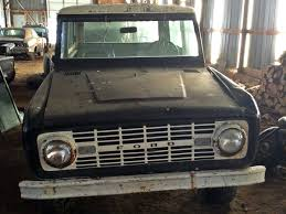 First Year Ford Bronco Project 1969 Ford Bronco Half Cab Jared Letos Daily Driver Is A With Flames On It Spied 2019 Ranger And 20 Mule Questions Do You Still Check Trans Fluid With Truck In Year Make Model 196677 Hemmings 1966 Service Pickup T48 Anaheim 2016 Indy U101 Truck Gallery Us Mags 1978 Xlt Custom History Of The Bronco 1985 164 Scale Custom Lifted Ford