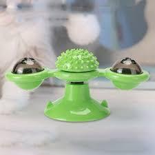 Was Kostet Eine Kã Che Leicht Haustier Spielzeug Drehen Windmill Lustiges Katzen Spielzeug