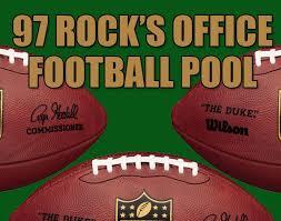Free to play 97 Rock s fice Football Pool