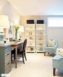 All Of The Large Pieces Furniture In This Room Are From Canvas Line At Canadian Tire Idea Was To Create An Office Lounge Area That Warm And