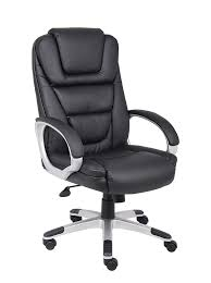 Amazon.com: Boss Office Products B8601 High Back No Tools Required ... Extra Wide 500 Lbs Capacity Leather Desk Chair W 28w Seat Rh Logic 400 Ergonomic Office From Posturite Melton High Back Mandaue Foam Lr5382 Modliving Mid Ribbed Italian Modernday Designs Milan Direct Ergohuman Plus Elite V2 Mesh Reviews Top 9 Best Brands Of The 2019 Markus Chair Glose Black Ikea Wendell Living Spaces Amazonbasics Black Amazonin Home Kitchen