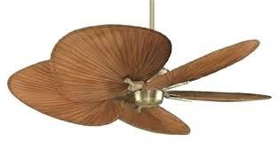 Palm Leaf Shaped Ceiling Fan Blade Covers by Leaf Blade Ceiling Fan U2013 Nmelo Me
