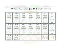 Trucker Challenge | Trucker Exercise | Pinterest | Exercises ... Easy And Healthy Meals For Truckers On The Road Cdl Exam New 18 Wheel Truck Driver Tips Ketogenic Diet Lifestyle For How To Stay Healthy As A Drive Highway Lose Weight Drivers Livestrongcom Tg Stegall Trucking Co Lose Weight Youtube Loss Story Blog Health Trucker Habits Recipes Eating Well Behind Plantfueled Got Lost 70 Lbs Road A Truckers Life As Told By Physicals Its Not Too Late Shape Up Summer New Crop Of Diet Books