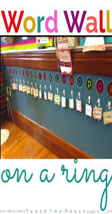 Best 25 Preschool Word Walls Ideas On Pinterest