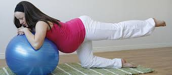 Pilates Ball Chair South Africa by How A Birthing Ball Helps With Pregnancy Labor Delivery And