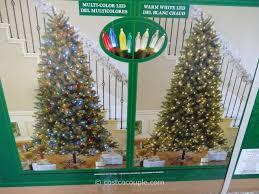 EZ Connect 75Ft Prelit LED Christmas Tree Costco 4