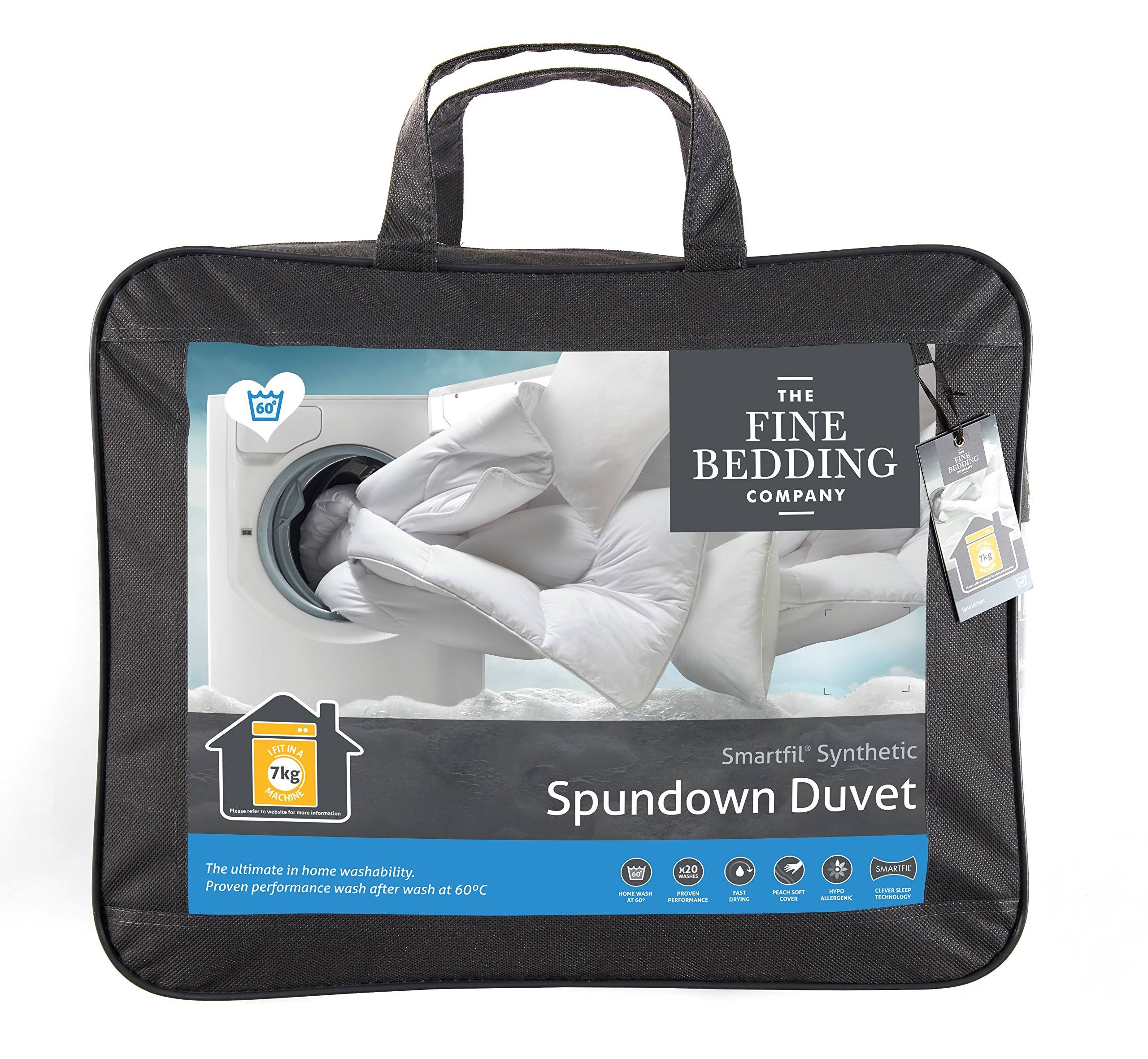 The Fine Bedding Company Spundown Duvet, 10.5 Tog - Double