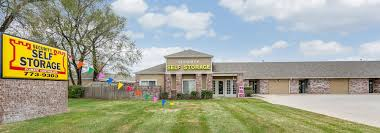 100 Storage Unit Houses Self S Rolling Hills Wichita KS Security Self