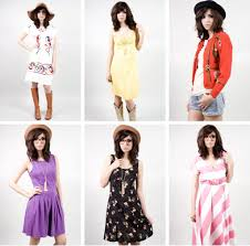 Attractive Vintage Style Clothing Aliexpress Photography By