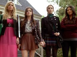 Pretty Little Liars 2014 Special by Why Ashley Benson Says She U0027s Not